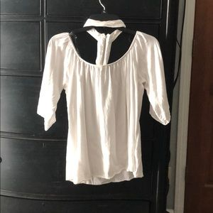 Charlotte Russe white top